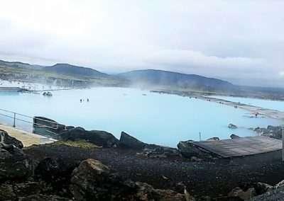 Mývatn Nature Baths, north Iceland