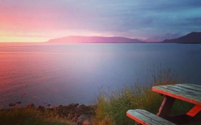 Berry picking, amazing sunsets and the calmness in the air – Have you ever dreamed of autumn in Iceland ?