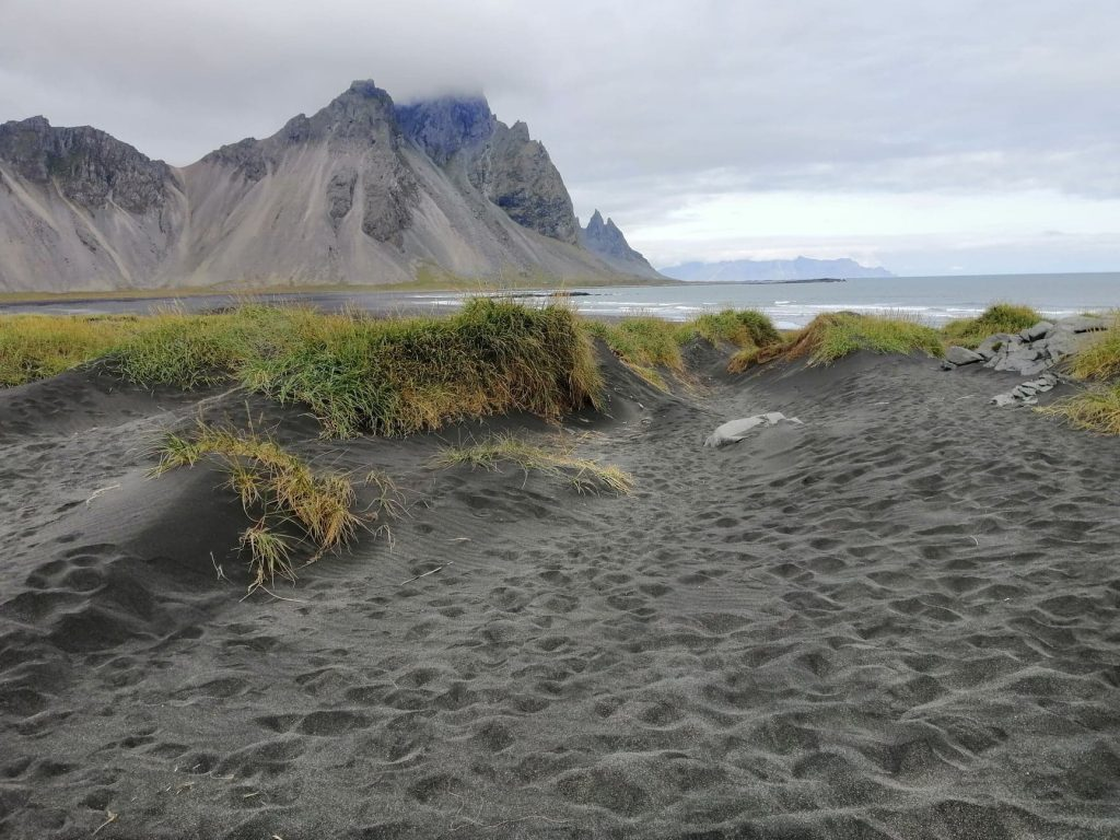 Vestrahorn, south coast, Iceland